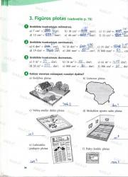 Matematika 5 klasei 36 puslapis nemokami pratybų atsakymai