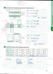 Matematika 5 klasei 45 puslapis nemokami pratybų atsakymai