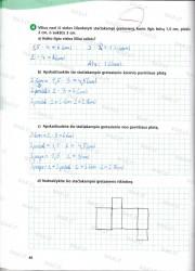 Matematika 5 klasei 46 puslapis nemokami pratybų atsakymai