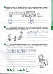 Matematika 5 klasei 5 puslapis nemokami pratybų atsakymai