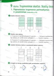 Matematika 5 klasei 50 puslapis nemokami pratybų atsakymai