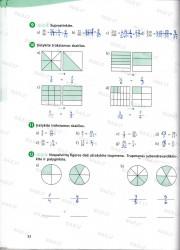 Matematika 5 klasei 52 puslapis nemokami pratybų atsakymai