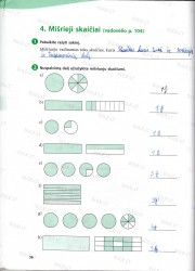 Matematika 5 klasei 56 puslapis nemokami pratybų atsakymai
