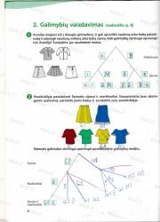 Matematika 5 klasei 6 puslapis nemokami pratybų atsakymai