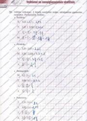 Matematika Tau Plius 7 klasei 12 puslapis nemokami pratybų atsakymai