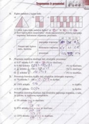 Matematika Tau Plius 7 klasei 2 dalis 1 puslapis nemokami pratybų atsakymai