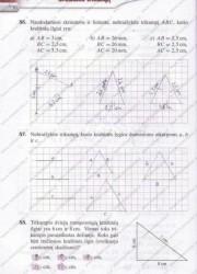 Matematika Tau Plius 7 klasei 2 dalis 30 puslapis nemokami pratybų atsakymai