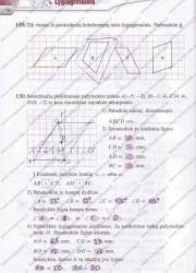Matematika Tau Plius 7 klasei 2 dalis 46 puslapis nemokami pratybų atsakymai