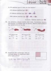 Matematika Tau Plius 7 klasei 2 dalis 5 puslapis nemokami pratybų atsakymai