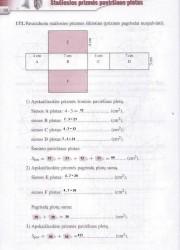 Matematika Tau Plius 7 klasei 2 dalis 60 puslapis nemokami pratybų atsakymai