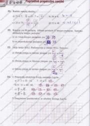 Matematika Tau Plius 7 klasei 2 dalis 8 puslapis nemokami pratybų atsakymai