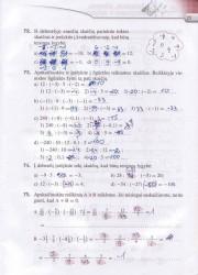Matematika Tau Plius 7 klasei 25 puslapis nemokami pratybų atsakymai