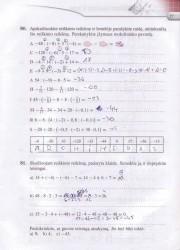 Matematika Tau Plius 7 klasei 27 puslapis nemokami pratybų atsakymai