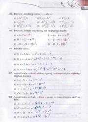 Matematika Tau Plius 7 klasei 29 puslapis nemokami pratybų atsakymai
