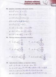 Matematika Tau Plius 7 klasei 31 puslapis nemokami pratybų atsakymai
