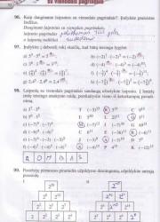 Matematika Tau Plius 7 klasei 32 puslapis nemokami pratybų atsakymai