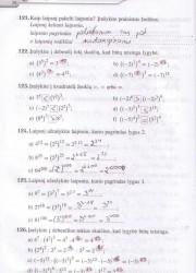 Matematika Tau Plius 7 klasei 38 puslapis nemokami pratybų atsakymai