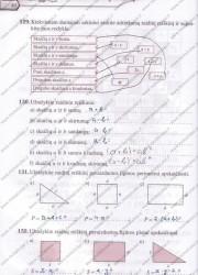 Matematika Tau Plius 7 klasei 40 puslapis nemokami pratybų atsakymai