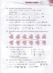 Matematika Tau Plius 7 klasei 7 puslapis nemokami pratybų atsakymai