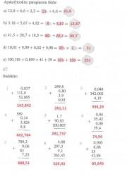 Matematika ir pasaulis 2 dalis 27 puslapis nemokami pratybų atsakymai