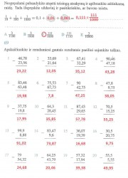 Matematika ir pasaulis 2 dalis 28 puslapis nemokami pratybų atsakymai
