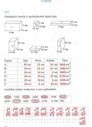Matematika ir pasaulis 2 dalis 58 puslapis nemokami pratybų atsakymai