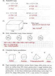 Matematika ir pasaulis 2 dalis 62 puslapis nemokami pratybų atsakymai