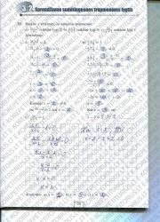 Matematika tau 10 klasei 1 dalis 20 puslapis nemokami pratybų atsakymai