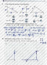 Matematika tau 10 klasei 2 dalis 6 puslapis nemokami pratybų atsakymai
