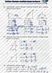 Matematika tau 10 klasei 2 dalis 7 puslapis nemokami pratybų atsakymai