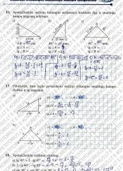 Matematika tau 10 klasei 2 dalis 9 puslapis nemokami pratybų atsakymai