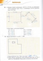Matematika tau 5 klasei 1 dalis 16 puslapis nemokami pratybų atsakymai