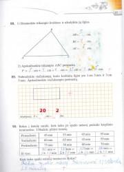 Matematika tau 5 klasei 1 dalis 35 puslapis nemokami pratybų atsakymai