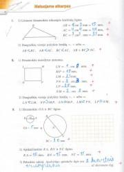Matematika tau 5 klasei 1 dalis 4 puslapis nemokami pratybų atsakymai