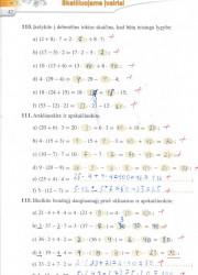 Matematika tau 5 klasei 1 dalis 42 puslapis nemokami pratybų atsakymai