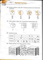 Matematika tau 5 klasei 2 dalis 10 puslapis nemokami pratybų atsakymai