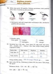 Matematika tau 5 klasei 2 dalis 22 puslapis nemokami pratybų atsakymai