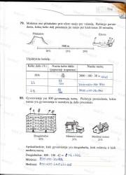 Matematika tau 5 klasei 2 dalis 23 puslapis nemokami pratybų atsakymai