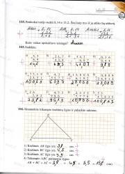 Matematika tau 5 klasei 2 dalis 31 puslapis nemokami pratybų atsakymai