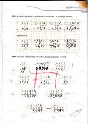 Matematika tau 5 klasei 2 dalis 33 puslapis nemokami pratybų atsakymai
