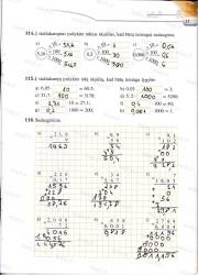 Matematika tau 5 klasei 2 dalis 35 puslapis nemokami pratybų atsakymai