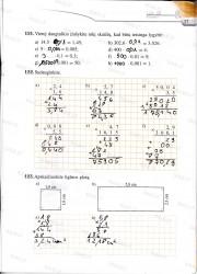 Matematika tau 5 klasei 2 dalis 37 puslapis nemokami pratybų atsakymai