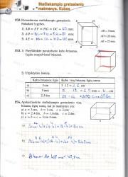 Matematika tau 5 klasei 2 dalis 52 puslapis nemokami pratybų atsakymai