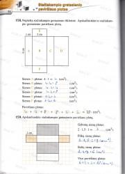 Matematika tau 5 klasei 2 dalis 54 puslapis nemokami pratybų atsakymai