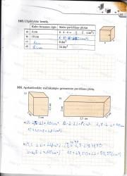 Matematika tau 5 klasei 2 dalis 55 puslapis nemokami pratybų atsakymai