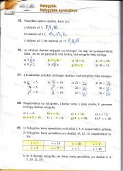 Matematika tau 5 klasei 2 dalis 8 puslapis nemokami pratybų atsakymai