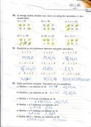 Matematika tau 5 klasei 2 dalis 9 puslapis nemokami pratybų atsakymai