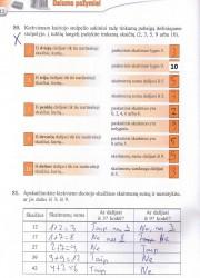 Matematika tau 6 klasei 1 dalis 12 puslapis nemokami pratybų atsakymai