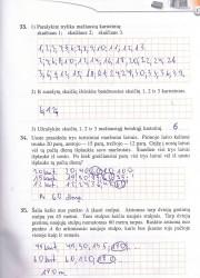Matematika tau 6 klasei 1 dalis 17 puslapis nemokami pratybų atsakymai