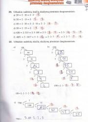 Matematika tau 6 klasei 1 dalis 19 puslapis nemokami pratybų atsakymai
